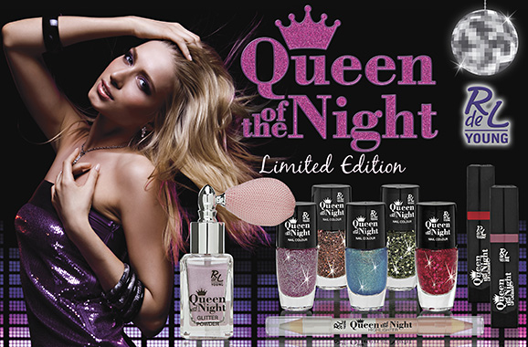 "RdeL Young LE ""Queen of the Night"""