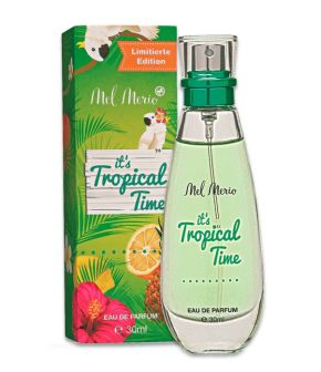 Mel Merio it's Tropical Time