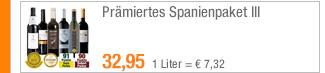 Prämiertes Spanienpaket                                             III