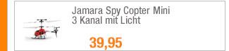 Jamara Spy Copter Mini                                             3 Kanal mit Licht