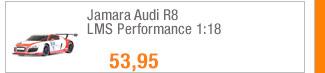 Jamara Audi R8 LMS                                             Performance 1:18