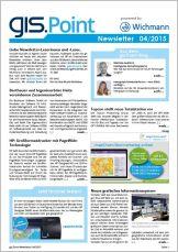 gis.Point-Newsletter 04/2015