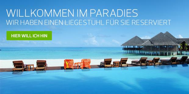 Jetzt paradiesische Angebote entdecken!