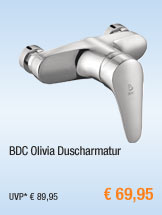 BDC Gina                                             Waschtischarmatur