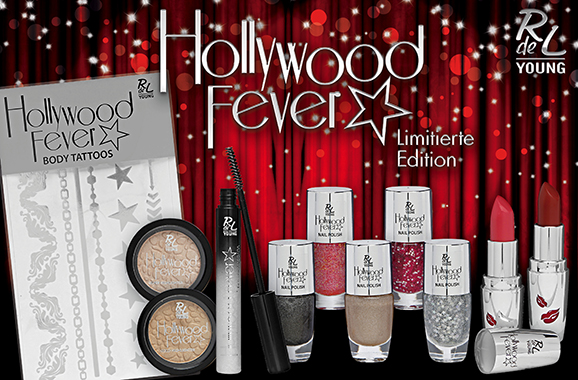 "RdeL Young LE ""Hollywood Fever"""