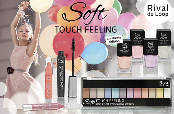 "Rival de Loop LE ""Soft Touch Feeling"""