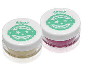 "Alterra ""Do you remember"" Lip Balm"