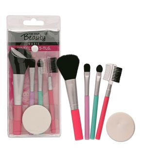 for your Beauty Pinselset 5-teilig