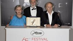 Goldene Palme geht an Michael Haneke