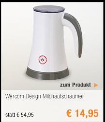 Wercom Design                                             Milchaufschäumer