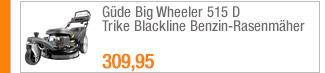 Güde Big Wheeler 515 D                                             Trike Blackline                                             Benzin-Rasenmäher