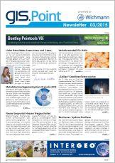 gis.Point-Newsletter 03/2015