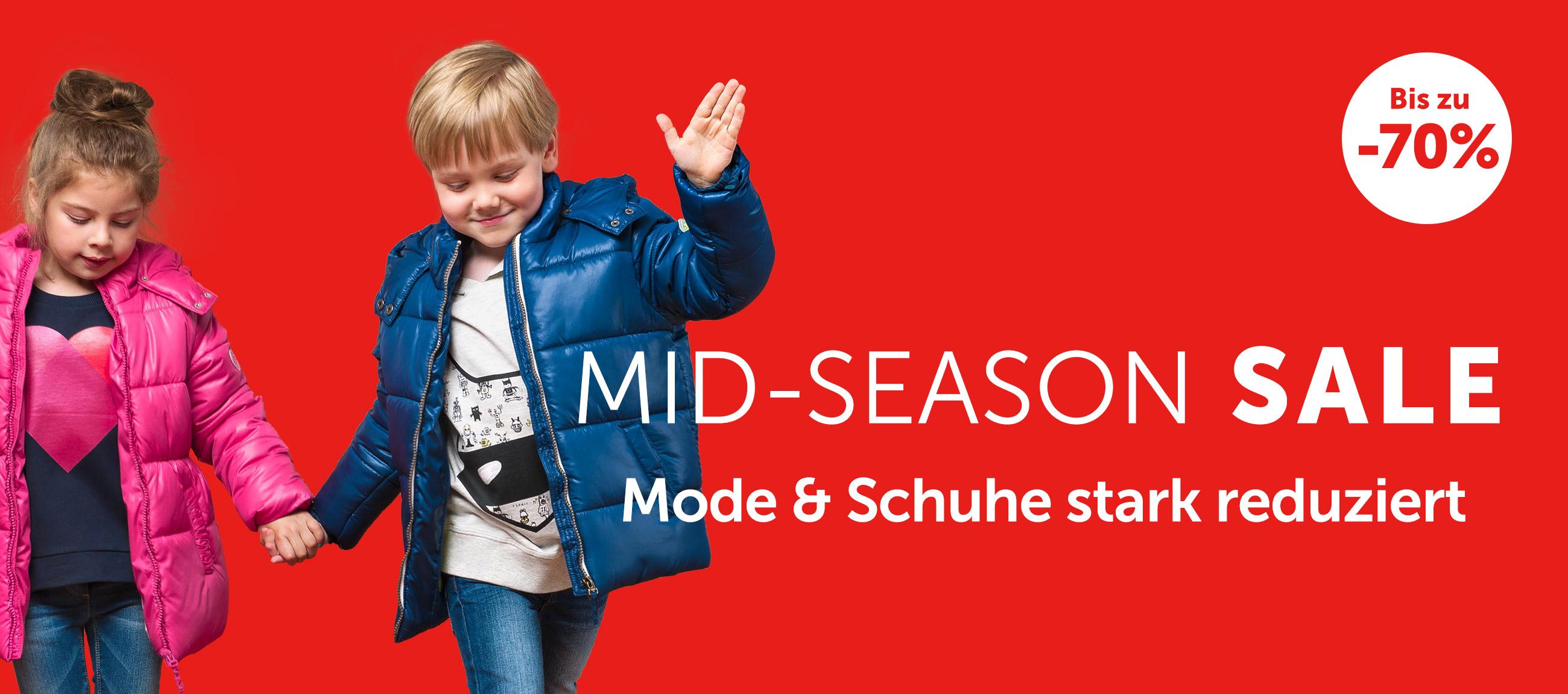 Mid Season Sale bei mytoys.de - bis zu 70% reduziert