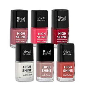 Rival de Loop High Shine Nagellacke