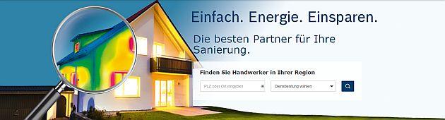 Effizienzhaus-online im neuen Look