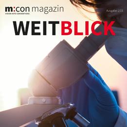 Neue Ausgabe des m:con Kundenmagazins