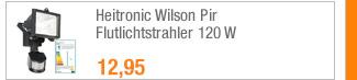 Heitronic Wilson Pir                                             Flutlichtstrahler 120 W