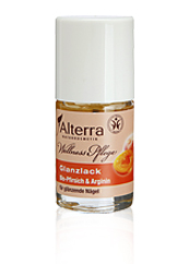 Alterra Wellness Pflege Glanzlack Pfirsich