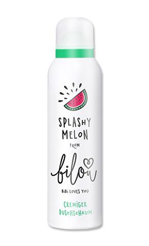 bilou Splashy Melon Cremiger Duschschaum