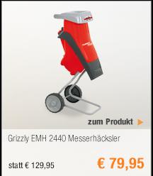 Grizzly EMH 2440                                             Messerhäcksler