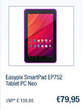 Easypix SmartPad EP752                                             Tablet PC Neo