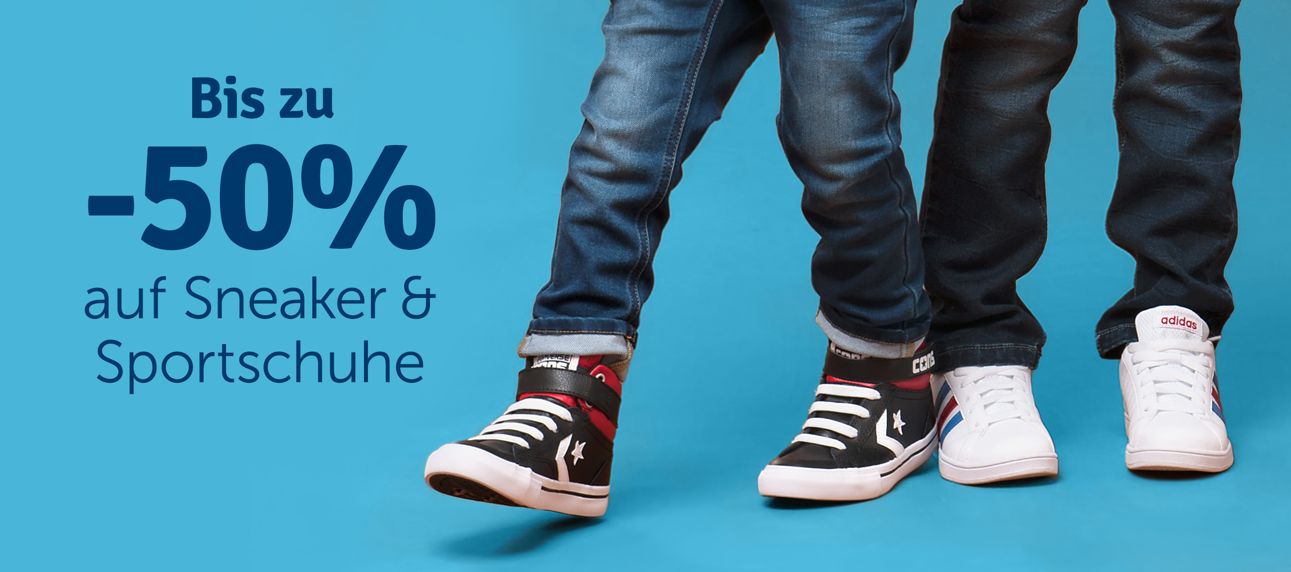 Sneaker & Sportschuhe für Kids - bis zu 50% reduziert