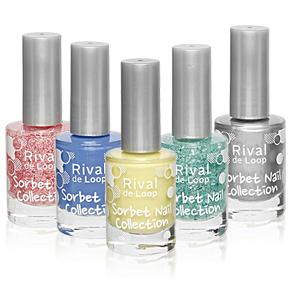 """Rival de Loop """"Sorbet Nail Collection"""" Nail Colour"""