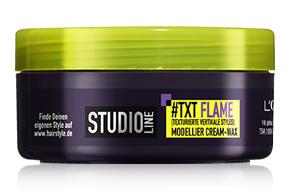 L'Oréal Studio Line #TXT Flame