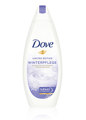 "Dove ""Winterpflege"" Pflegedusche"