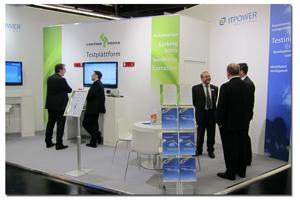 ITPower Solutions auf der Embedded World 2012