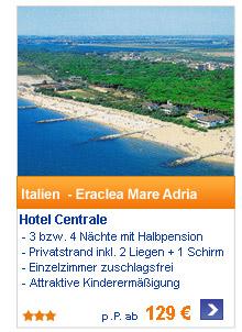 Italien - Eraclea Mare                                             Adria