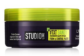 L'Oréal Studio Line #TXT Dandy