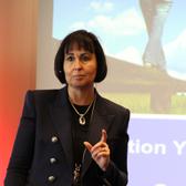 Professorin für Personalmanagement Dr. Jutta Rump, m:con Business Forum