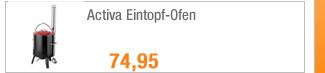 Activa Eintopf-Ofen