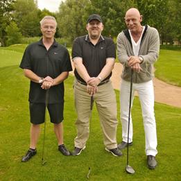 Golfturnier für den guten Zweck