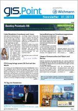 gis.Point-Newsletter 01/2015