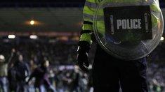 Stadien-Gewalt: Sportminister treffen DFB und DFL