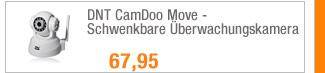 DNT CamDoo Move -                                             Schwenkbare                                             Überwachungskamera
