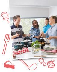 QVC Angebote Versandkostenfrei GENIUS Küchenhelfer beim