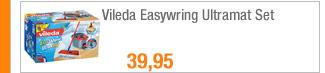 Vileda Easywring                                             Ultramat Set