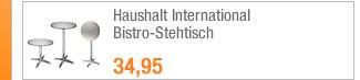 Haushalt International                                             Bistro-Stehtisch