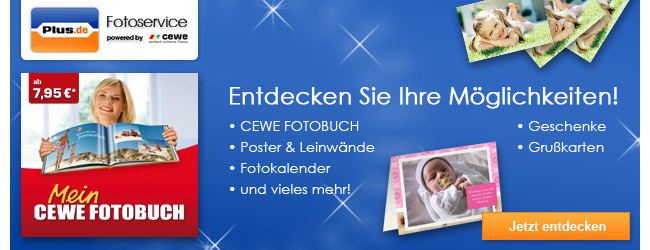 CEWE Fotobuch