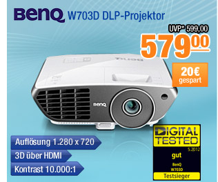 BenQ W703D