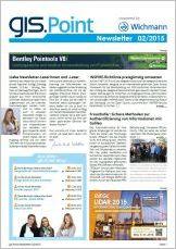 gis.Point-Newsletter 02/2015