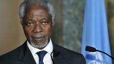 Kofi Annan ist vorerst gescheitert