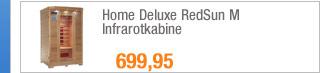 Home Deluxe RedSun M                                             Infrarotkabine