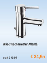 Waschtischarmatur                                             Atlanta