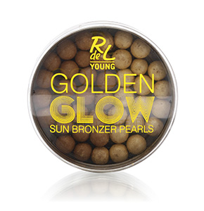 "RdeL Young ""Golden Glow"" Sun Powder Pearls"