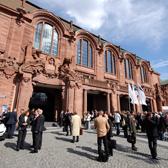 Medizinische Großkongresse im Rosengarten