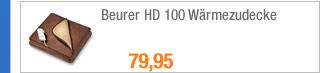 Beurer HD 100                                             Wärmezudecke